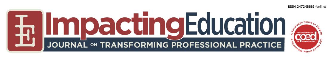 Impacting Education (IE)